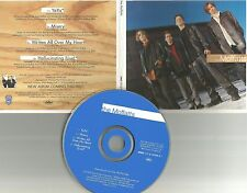 THE MOFFATTS Sampler w/ UNRELEASED & LIVE TRK PROMO Ultra Limted CD Single