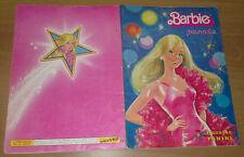 Album Barbie Parade con 115 figurine su 254 – Panini 1978