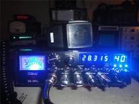 GALAXY DX-99V2 AM/FM/SSB FULL FEATURED 10 METER HAM RADIO, SUPERTUNED, POWERFUL
