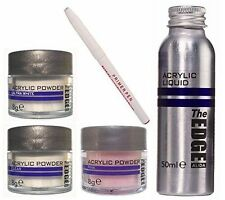 The Edge Acrylic Liquid & Powder Trial Kit Nail Student Starter