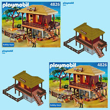 Playmobil * SAFARI STATION 4826 5907 * Spares * SPARE PARTS SERVICE *