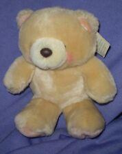 """SMALL HALLMARK FOREVER FRIENDS  """"PINK ROBBON"""" """" TEDDY BEAR W/TAG   (#B71 -42)"""
