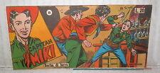 CAPITAN MIKI BARBA DI FERRO Collana Scudo Nuova serie N 8 13 giugno 1954 di e