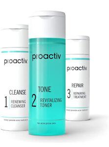 Proactiv 3 Step Acne Treatment - Starter Acne Care Kit (11.36 Ounces)