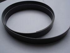 Ruban aimanté adhésif (bande magnetique) 20x1,5mm lg 2,5m force 85g/cm2