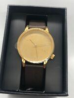 Komono Winston Watch | Gold
