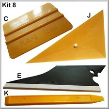 Kit n°8 une raclette Gold 3M + une EZ Reach + un conquerer + un Push Stick