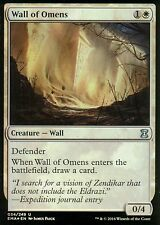 Wall of Omens FOIL   NM   Eternal Masters   Magic MTG