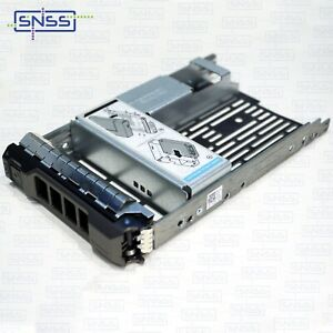 DELL 2.5 TO 3.5 HYBRID HARD DRIVE CADDY TRAY 9W8C4 F238F 58CWC R730R630 EXVAT £9