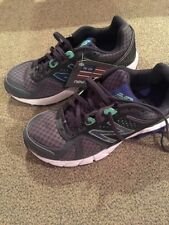 New Balance Running Shoes, W152341263 Grey Mint Women's US Size 6