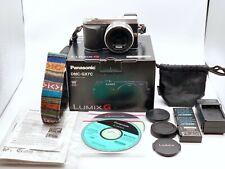 Panasonic LUMIX G DMC-GX7 16MP Mirrorless + 20mm F1.7 Lens Bundle  + Camera bag