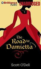 The Road to Damietta by Scott O'Dell (2012, CD, Unabridged)
