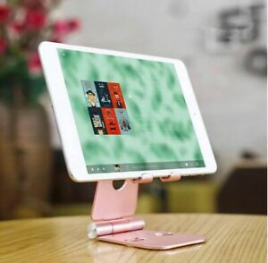 Aluminium Tablet Stand Compatible with Smartphones