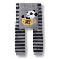 Cute Baby Girls Boys Toddler Leggings Warmer Socks Cotton PP Pants Trousers D20