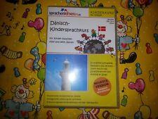 Sprachenlernen24.de Dänisch Kindersprachkurs Mac Linux für 5-12 Ja. PC DVD#LB704