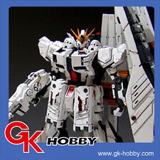 178 [Unpainted Resin] Korean NG Recast 1:100 RX-93 Nu Gundam HWS MG Conversion