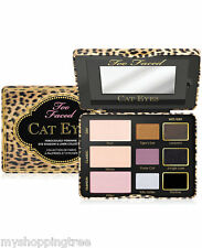 Too Faced Cat Eyes Ferociously Feminine Eyeshadow & Liner Collection Palette NIB