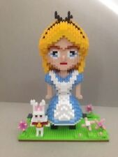 Alice in Wonderland  (Magic Building Blocks) 1520 pcs