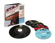 ISAAC HAYES - el espíritu de Memphis (ed. lim. (2017) 4CD + 45g + BOOK