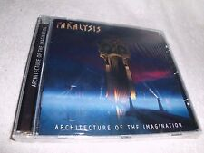 Paralysis - Architecture of the Imagination - CD - OVP