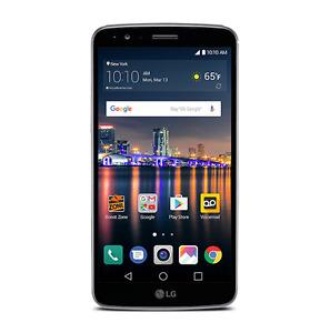 LG Stylo 3 - 16 GB - Metallic Titan Sprint B STOCK