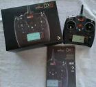 Spektrum DX6e 6-Channel DSMX Transmitter Only SPMR6700-Mode 2