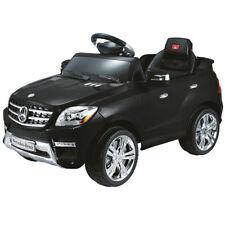 Mercedes-Benz ML 350 SUV Kinderauto Kinderfahrzeug Kinder Elektroauto (schwarz)
