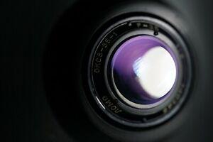 LOMO  OKC8-35-1   35mm/2(T-2.2) lens wih OCT-18 mount.