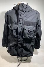 Genuine Ex Police Arktis Combat Smock Black Ripstop Security Breathable Patrol