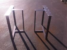 T-Shaped Metal Table Bench Desk Legs/Base