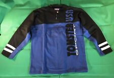TOMSTER USA SPORT LONG-SLEEVE POLOSHIRT / VINTAGE 1994 LIMITED EDITION /XL/ NEW!