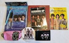 HUGE Jonas Brothers Bundle ~ 6 pc. Stationary Books Wallet & MORE ~NEW w/ TAGS!~