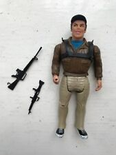 GALOOB THE A-TEAM MR. T 1983 MURDOCK HOWLING MAD ACTION FIGURE + ACCESSORIES