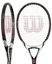 EXCELLENT Wilson K Factor Zero Super Oversize 118 Racquet Racket L4 Easy Strike