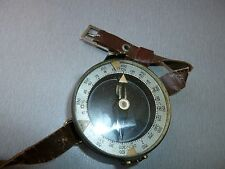 Used Hand Compass USSR Soviet Russian Army Combat Tourist Vintage Hiking 1952