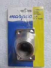 """D3A New Marpac 7-0183 Stainless Steel Fitting For 7/8"""" Tube"""