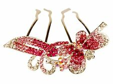 HB200130 - Glittering sequined hairpins.
