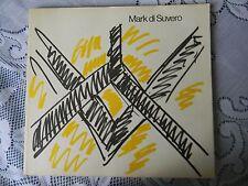 Signed  MARK DI SUVERO WHITNEY MUSEUM CATALOG
