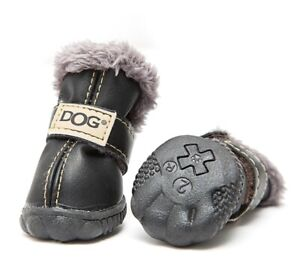 4PCS DOG WATERPROOF SHOES