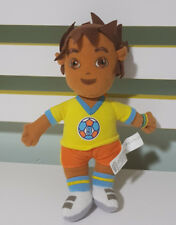 GO DIEGO GO SOCCER BALL DIEGO NICK JR TOY STUFFED TOY CHARACTER TOY 21CM!