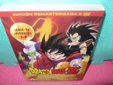 DRAGONBALLZ - DRAGON BALL Z - VOL1 - 2 DVDS