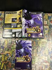 Nintendo Gamecube - Pokemon XD Gale Of Darkness (PAL) Box And Manual ONLY