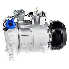 For BMW F10 528i F15 X5 F30 320i F32 428i L4 L6 GAS A/C Compressor Nissens 89585
