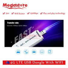 4G LTE USB UNLOCKED Dongle Wireless Dongle WiFi Modem Card Adapter Stick