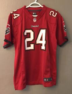 Nike on Field Buccaneers Revis #24 NFL Jersey XL 18/20