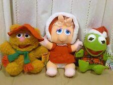 Vintage McDonald's Presents Jim Hanson's Baby muppets