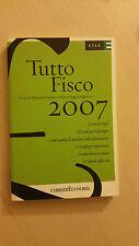Massimo Fracaro - Tutto Fisco 2007 - Corriere economia 2007 - ETAS