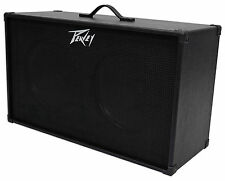 "PEAVEY 212 80 Watt RMS 2x12"" Speakers Guitar Amplifier Amp Extension Cabinet"