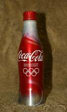 2010 OLYMPIC COCA-COLA PAVILLION FULL BOTTLE NEW - RARE