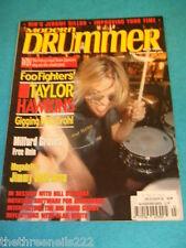 MODERN DRUMMER - TAYLOR HAWKINS - MARCH 2000